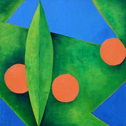 Roman Oranges 2 by Janet Glazier