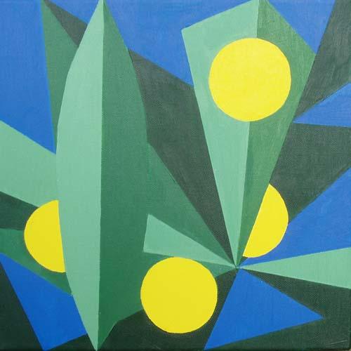 Lemons by Janet Glazier