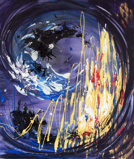 Tsunami 2004 by Maggie Holmes